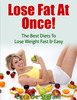 Thumbnail Lose Fat At Once: Best Diets Programs To Lose Weight